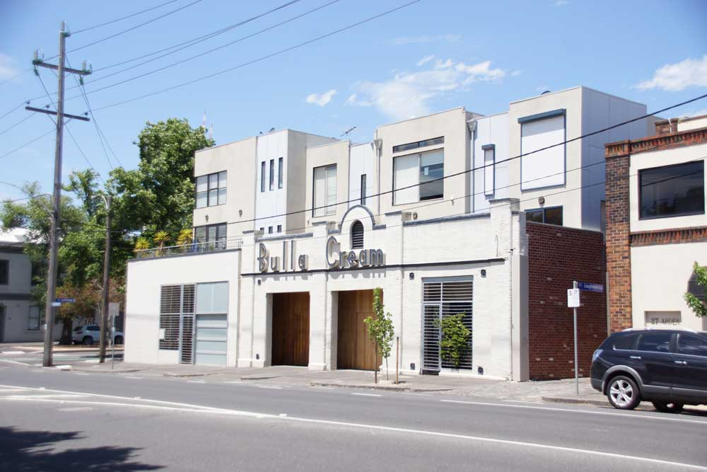 image of Bulla Cream, North Melbourne