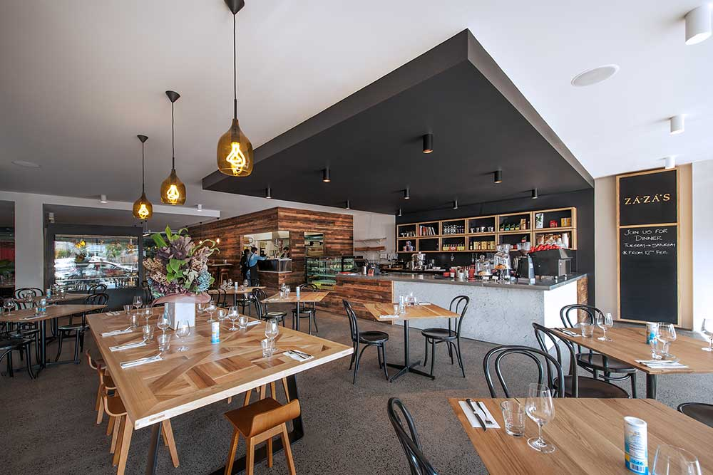 image of ZaZa's Cucina Italiana Fitout, Richmond